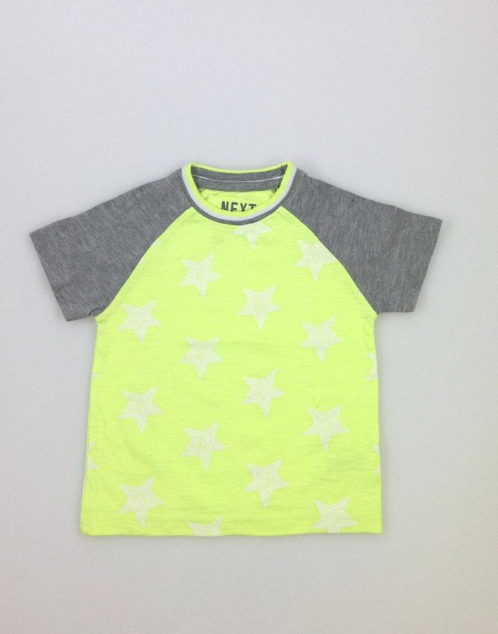 Next csillag mintás kisfiú póló  509af95efd