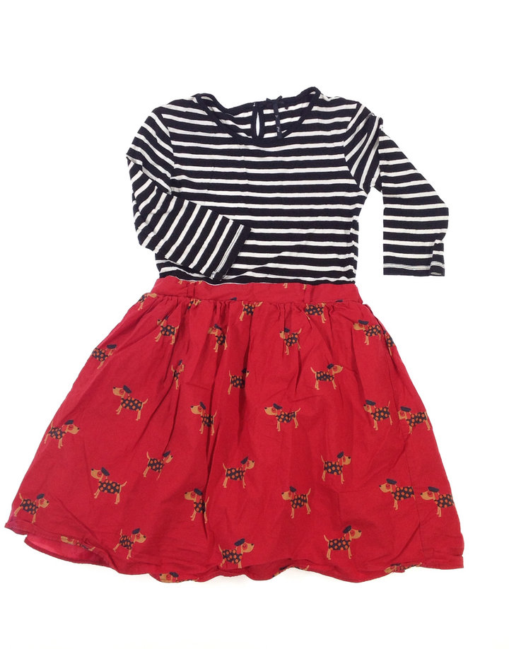 999ba2becd Next kutya mintás kislány ruha   Gyerekruha Klub ?