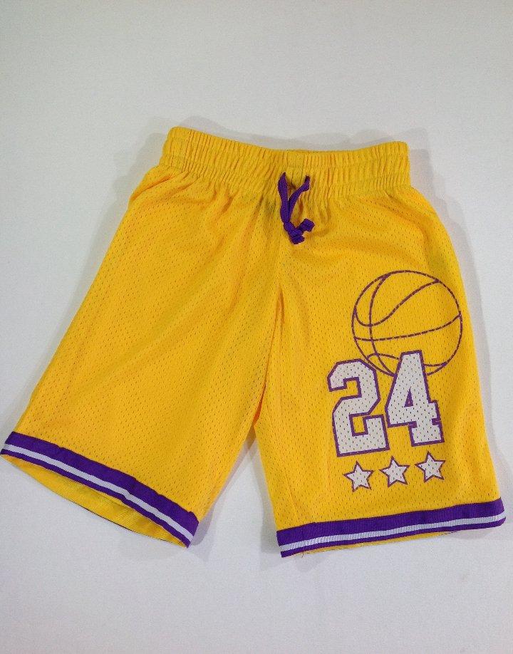 REBEL Lakers kosaras nadrág