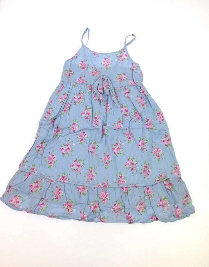 F F virág mintás kislány ruha  5fc1d19972