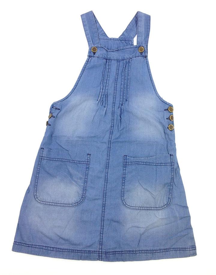 St. Bernard vékony farmer kislány ruha  d4d7f03574