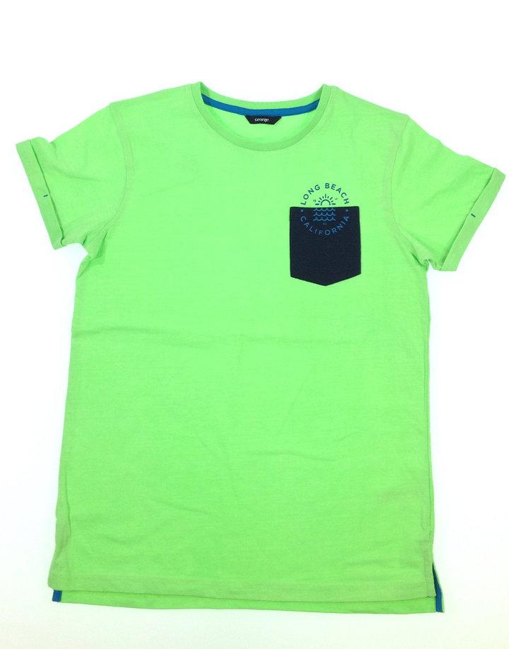 George neonzöld fiú póló  b1b49f0154