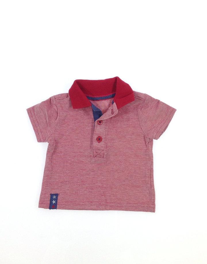 George piros ingszerű baba póló  435f9e337b