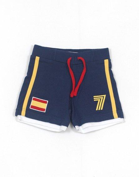 Spanyolos fiú rövidnadrág Early days