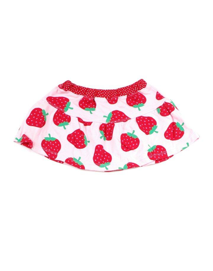 Kartel's rózsaszín szamócás szoknya