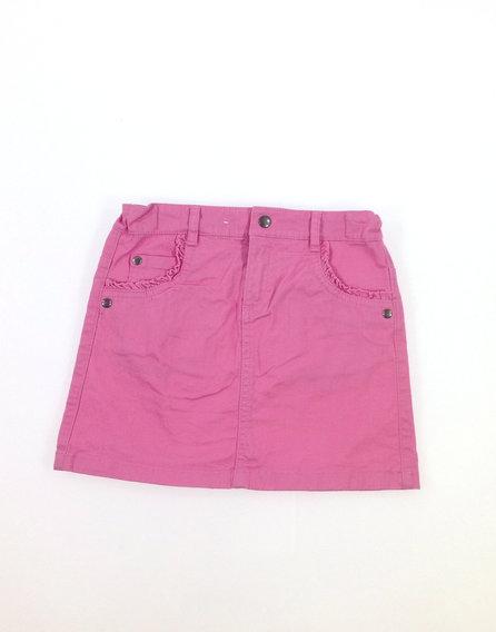 Marks Spencer rózsaszín kislány farmerszoknya  245e351908