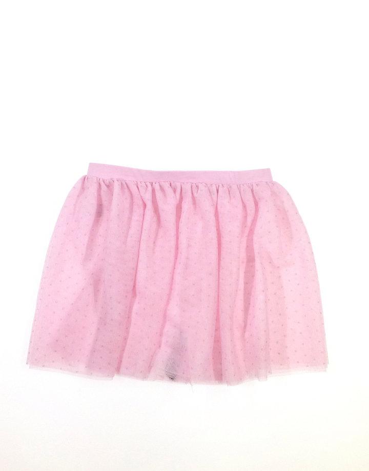 Marks Spencer rózsaszín pöttyös kislány szoknya  4e49c9de7b