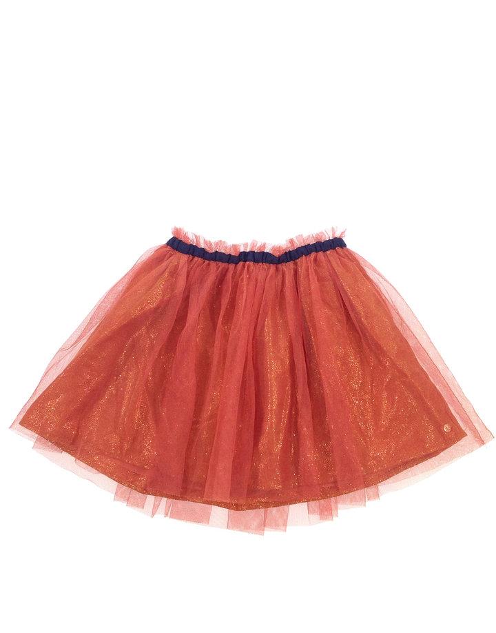 Marks Spencer tégla színű kislány szoknya  515ace426a
