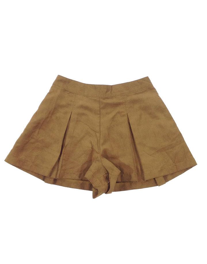 fc46cd19c7 St. Bernard barna rakott szoknyanadrág   Gyerekruha Klub
