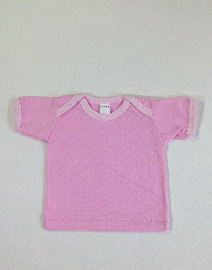 Rózsaszín baba póló