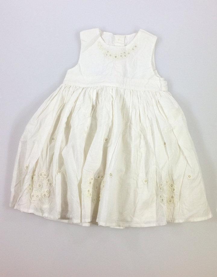 1f4b033400 George törtfehér kislány alkalmi ruha | Gyerekruha Klub
