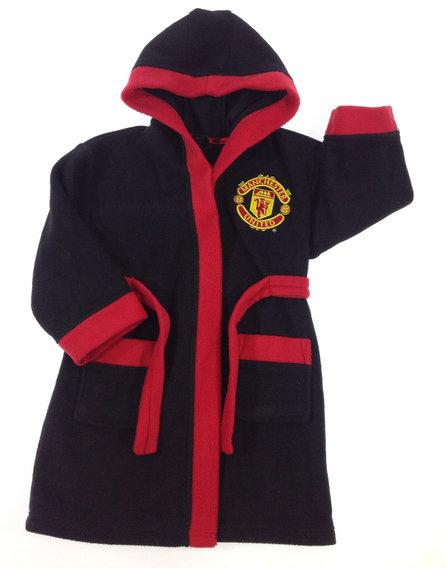 860ae6344c Matalan Manchester United mintás kisfiú fürdőköntös