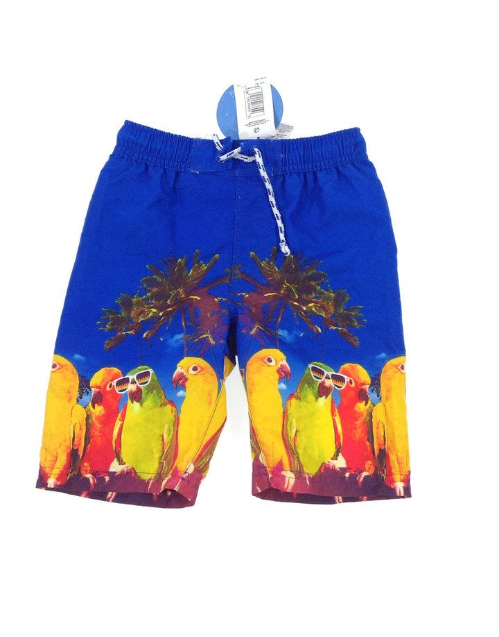 45b52b9c1a Marks&Spencer papagáj mintás kisfiú fürdőnadrág | Gyerekruha Klub