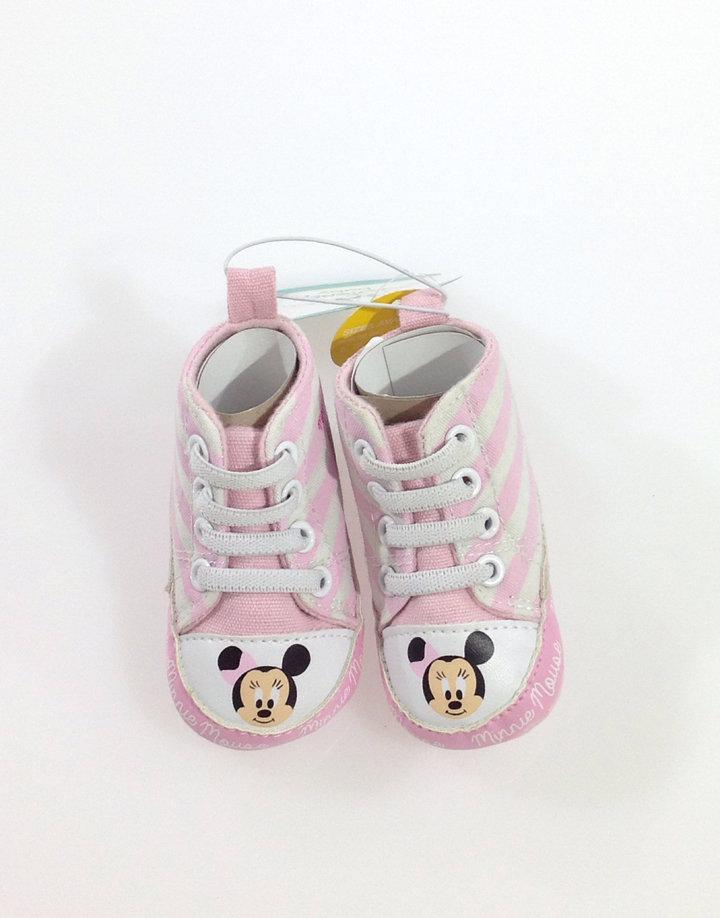 Disney Minnie mintás baba cipő  c8b20d28da