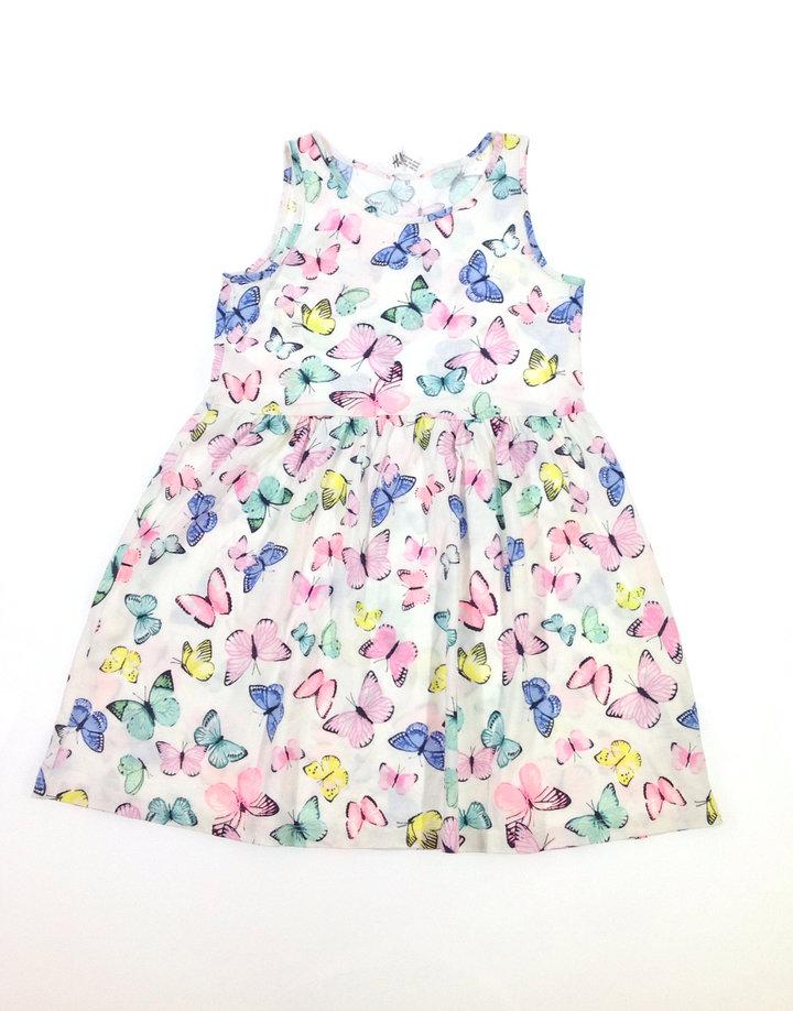0cc0f39793 H&M pillangó mintás kislány nyári ruha | Gyerekruha Klub ?