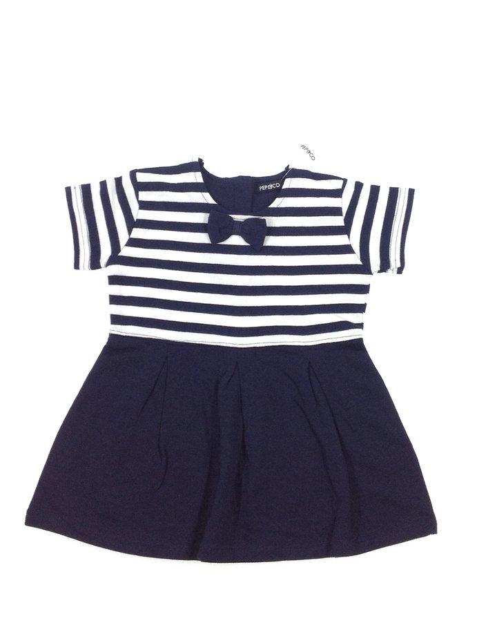 Pep Co matróz mintás kislány ruha  20daf8f691