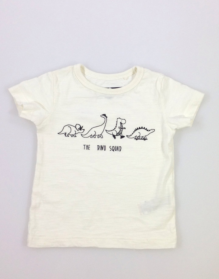 Next dinó mintás baba póló  7426a3b63e