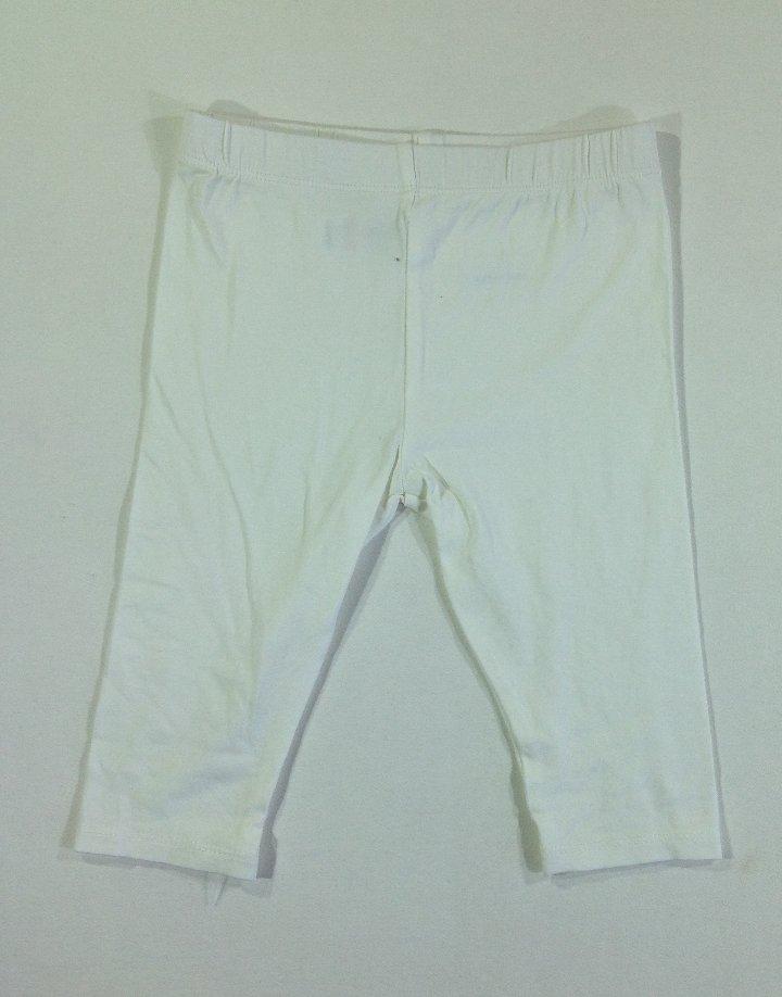 George fehér leggings