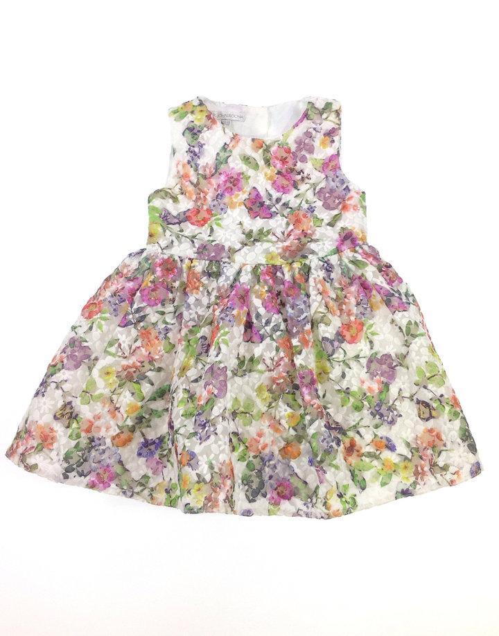 Debenhams virág mintás kislány alkalmi ruha  b7d076f3c8