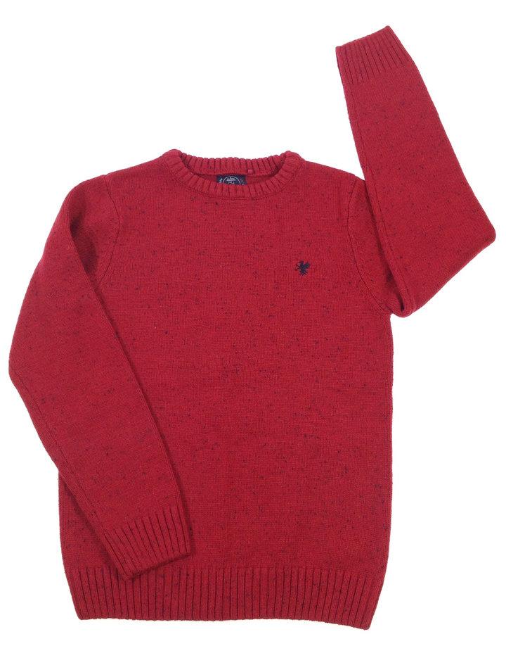 Next bordó fiú pulóver  1c7ba46025