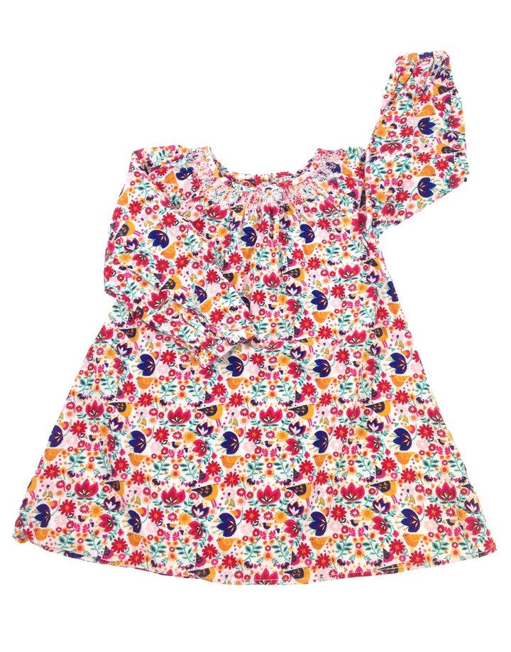 Marks   Spencer bársony kislány ruha  46c8fd015f