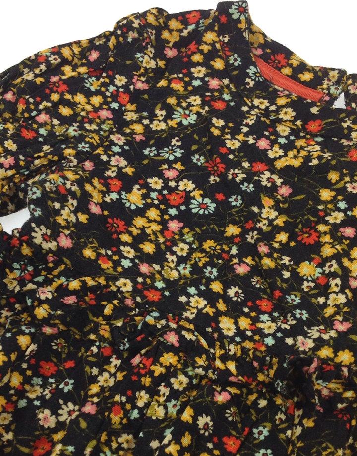 ... St. Bernard apró virág mintás kislány ruha 67d4b3ae79