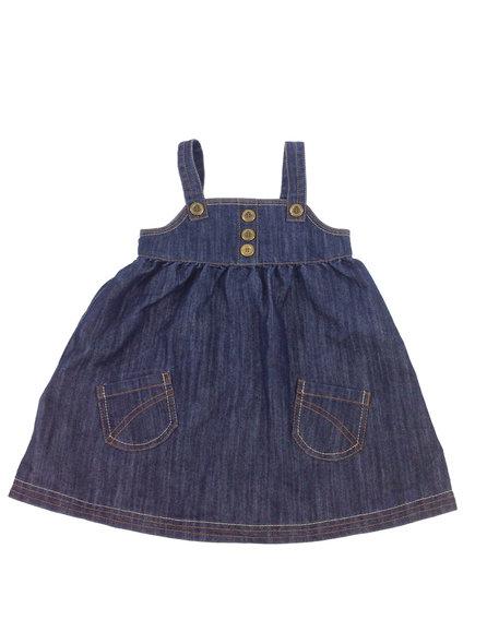 Eper mintás kislány ruha  7407d566f8