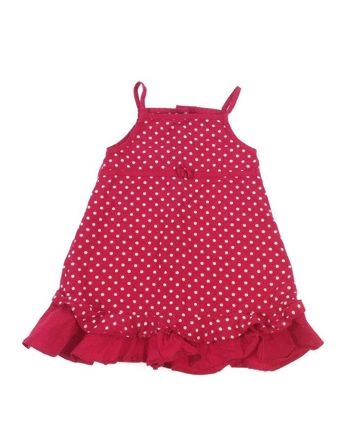 Early Days pöttyös kislány ruha  1a0aee2fc6