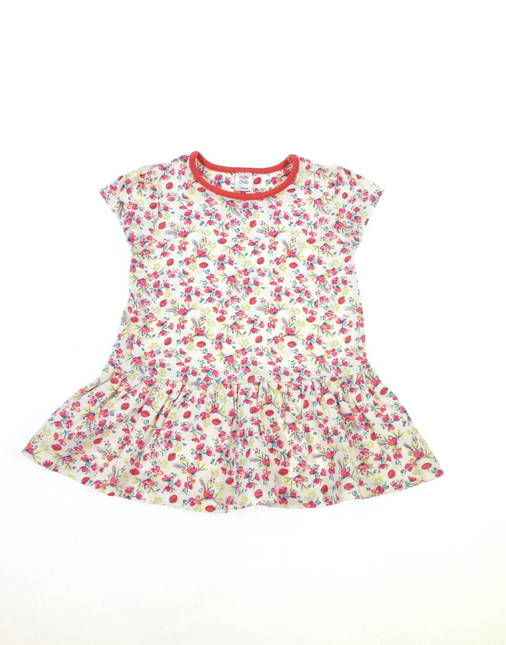 4cc8598c84 Miniclub apró virág mintás kislány ruha - 1590 Ft - (meghosszabbítva ...