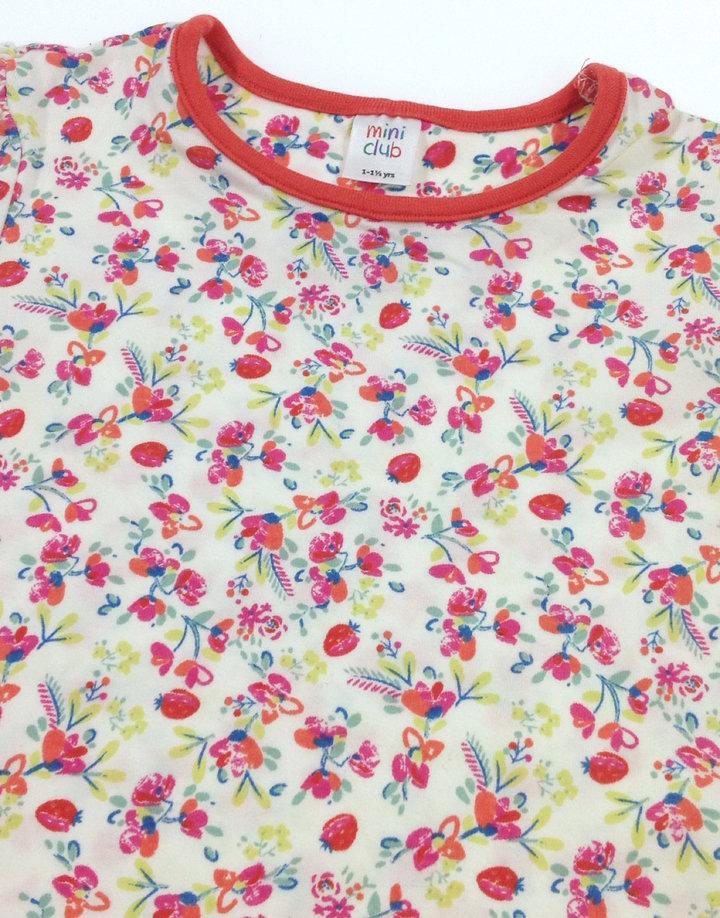 Miniclub apró virág mintás kislány ruha - 1590 Ft - (meghosszabbítva ... 0b5bc802f0