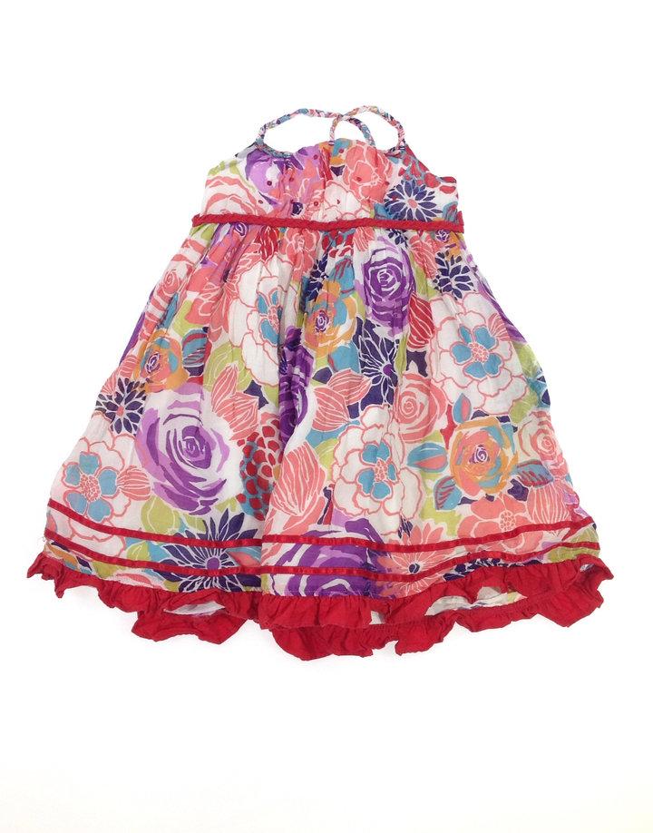 Marks   Spencer virág mintás kislány ruha  011382237a