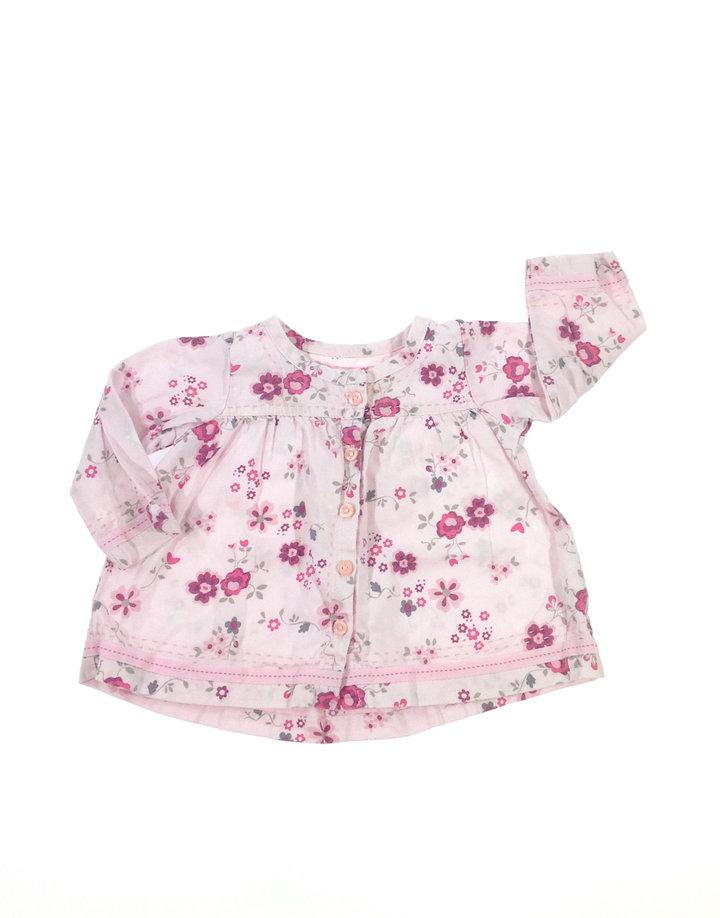 393338ce44 Marks & Spencer virág mintás baba tunika | Gyerekruha Klub ?