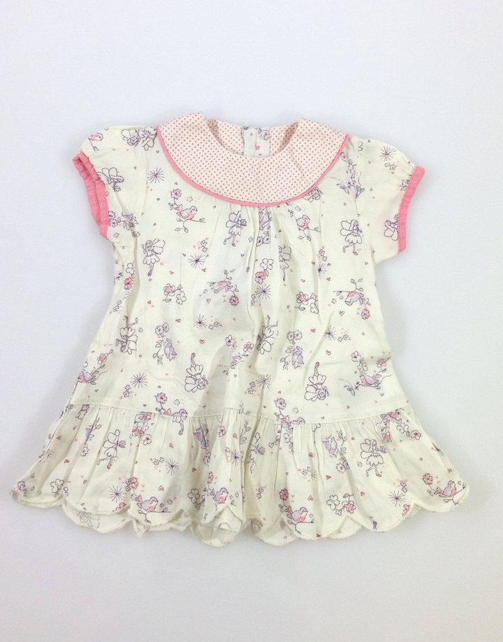 Marks   Spencer madárkás kislány ruha  b952479bb3
