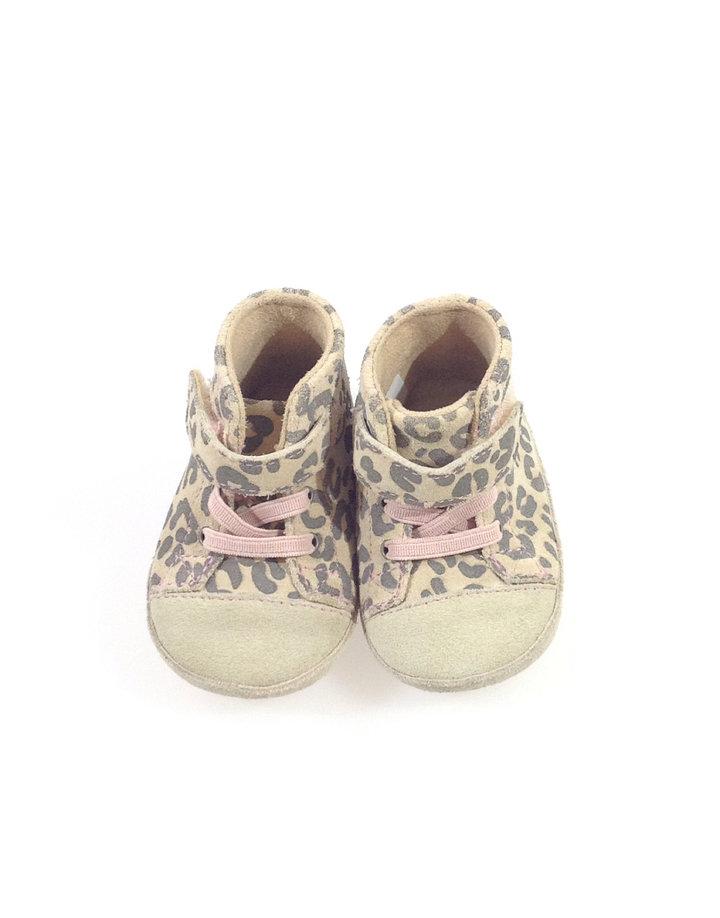 UGG leopárd mintás baba bőr cipő  d51d227aaa