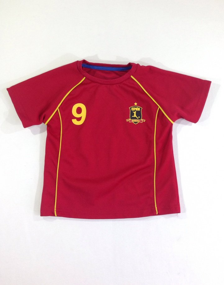 St. Bernard spanyol footballmez