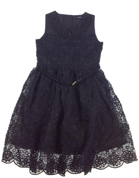 George fekete lány alkalmi ruha