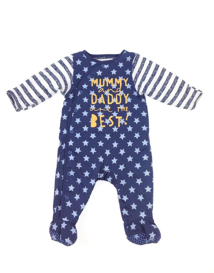 Mothercare vékony baba overál  315c904578