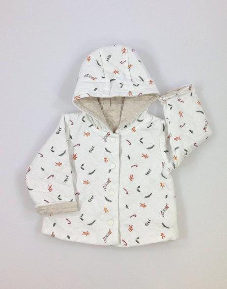 cdc4e24ffd Mamas & Papas karácsony mintás baba kocsikabát | Gyerekruha Klub ?
