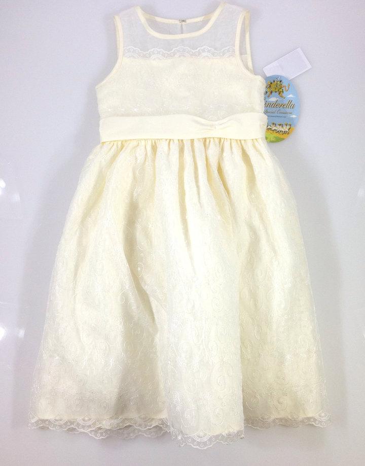1cf4b7366d Cinderella pezsgő színű kislány koszorúslány ruha   Gyerekruha Klub ?