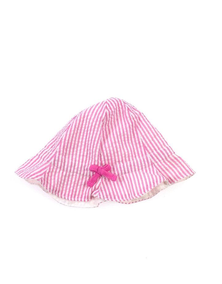 George rózsaszín csíkos kislány kalap  37b8a3c88a