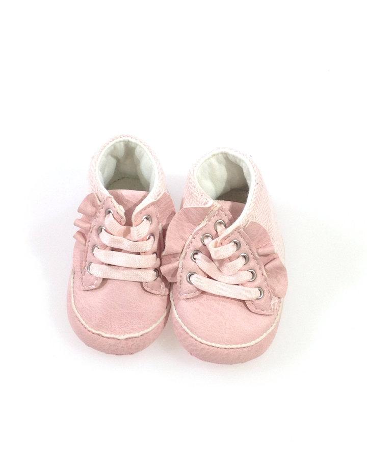 St. Bernard rózsaszín baba cipőcske  dc86421b9e