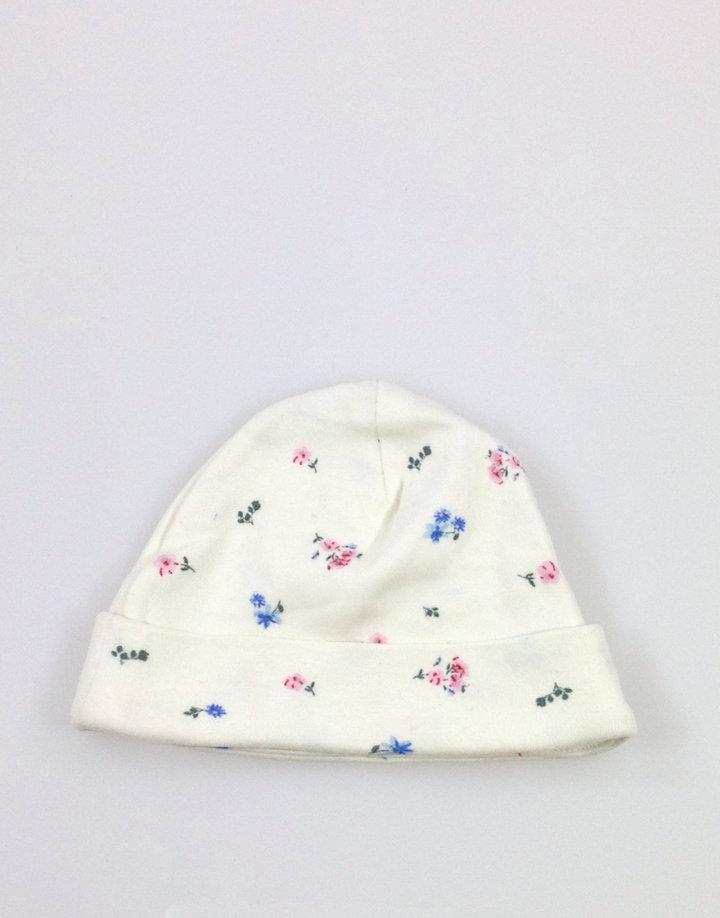 Marks Spencer virág mintás baba sapka  fd431cdda5