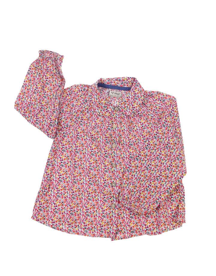 Next apró virág mintás kislány ing  be5b1c9956