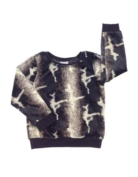 H M szitakötő mintás kislány pulóver  481366d3ca