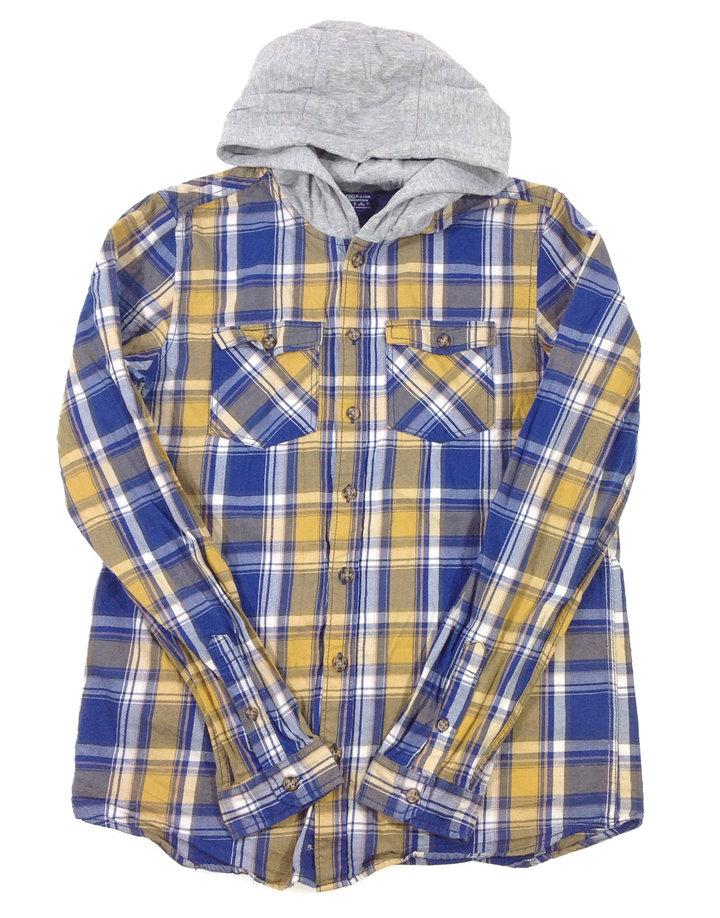 F F kék kockás fiú ing  a859770827