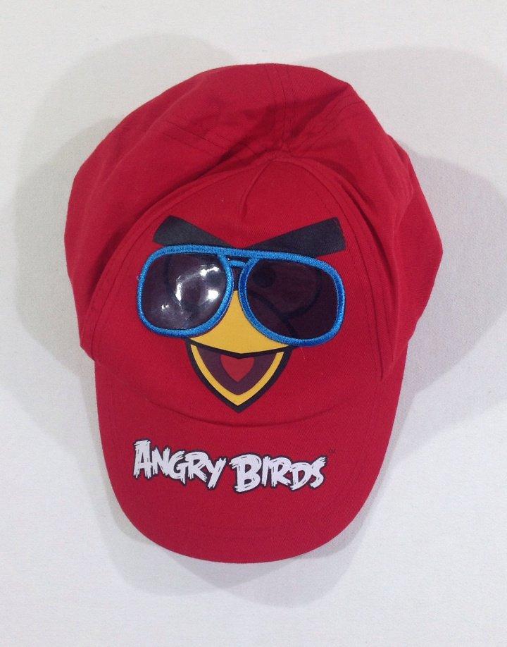 Angry birds kisfiú baseball sapka   361e13faab