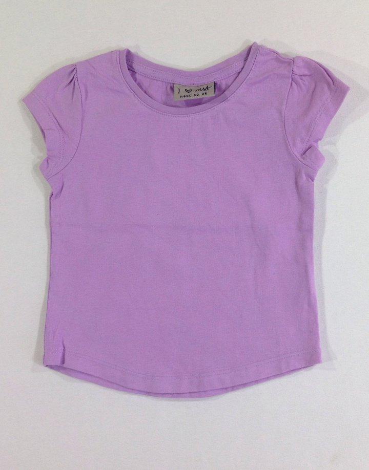 NEXT lila póló