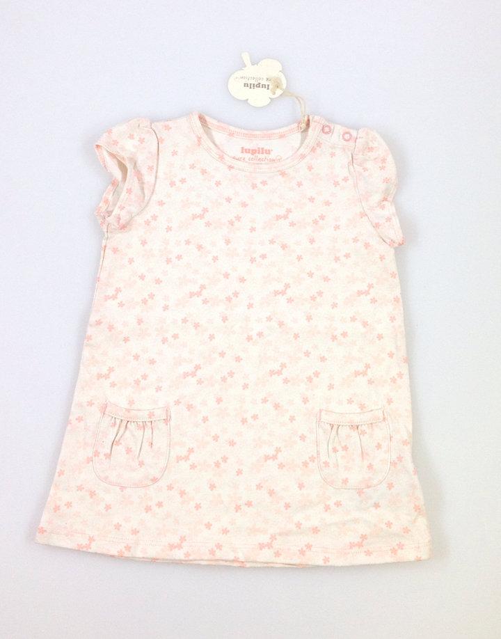 bfdfb5fbdd Lupilu virág mintás baba ruha | Gyerekruha Klub