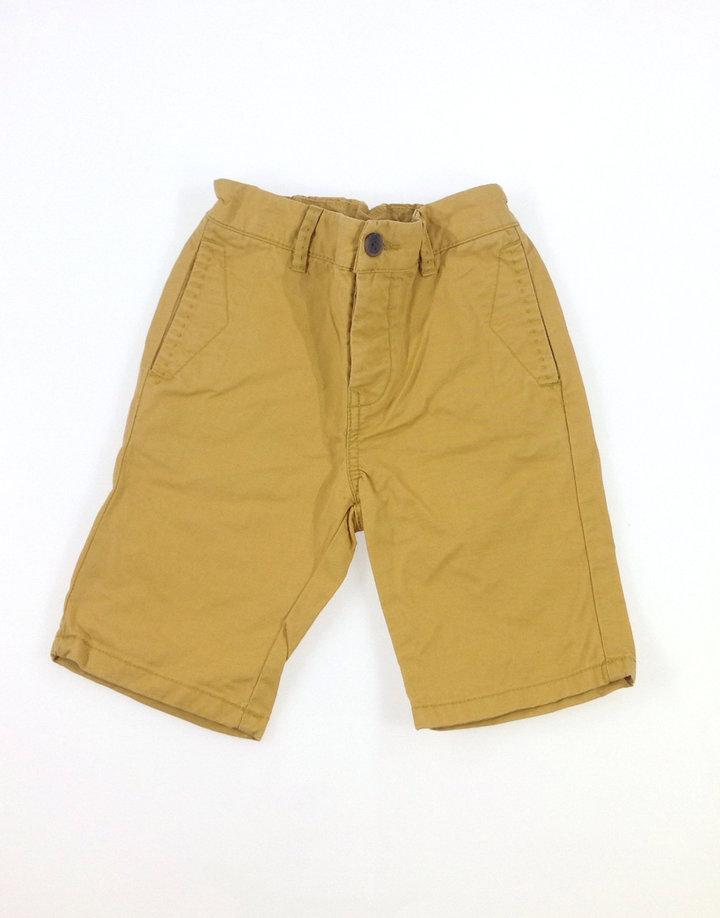 7b57a1610e Next mustársárga fiú bermuda nadrág | Gyerekruha Klub