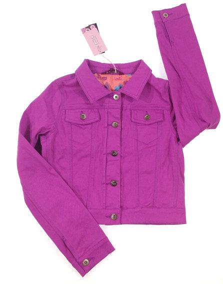 Debenhams pink lány farmerkabát eecaab2e97